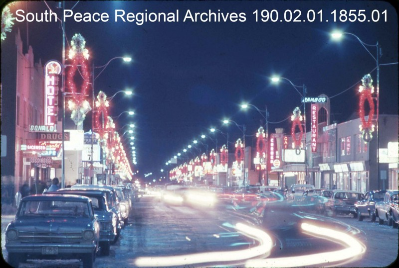 Christmas on Richmond Avenue, 1966