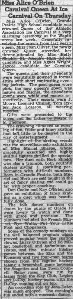 Herald Tribune ~ February 26, 1948