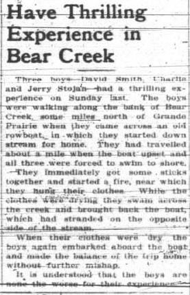 May 2, 1935 ~ Northern Tribune