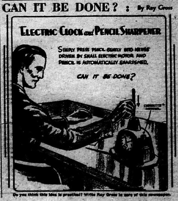 Northern Tribune ~ April 12, 1934