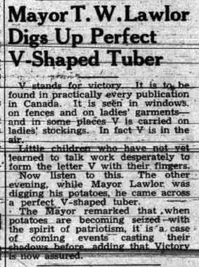 Grande Prairie Herald-Tribune ~25 September 1941
