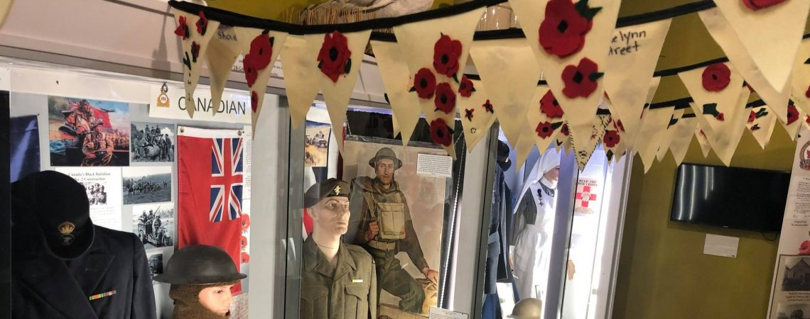 Remembrance at the Archives
