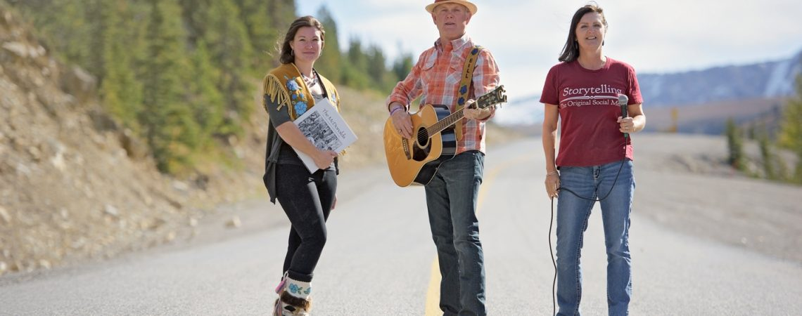 Coming Up: The Alaska Highway Road Show