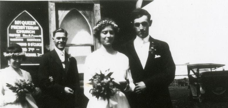 Married in McQueen