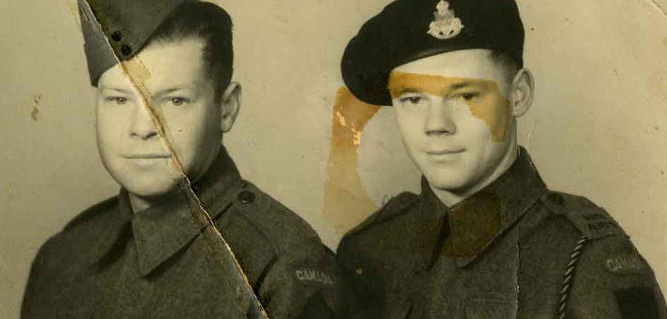 Soldier Spotlight: Francis Victor Tanner