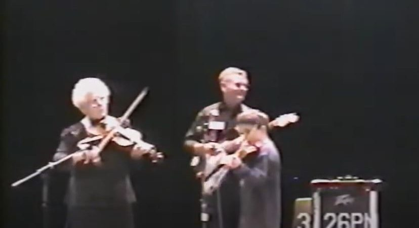 Movie Monday: 12th Annual Fiddlers' Jamboree