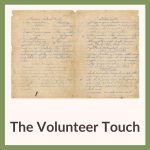The Volunteer Touch display link