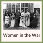 Women in the War display link